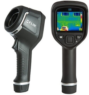 FLIR E6-XT Thermal Imaging Camera