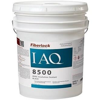 IAQ 8500 Black HVAC Insulation Sealer - PL