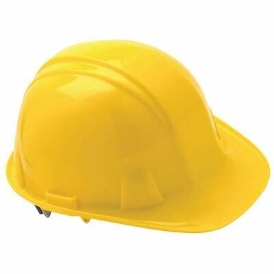 Front Brim Hard Hat - Yellow