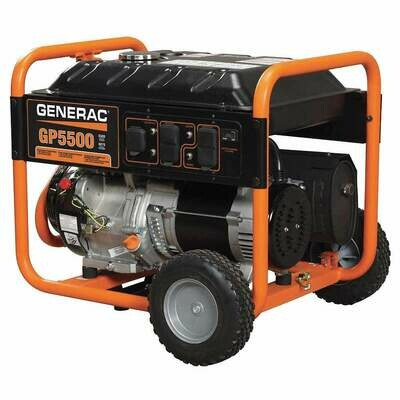 GP Series Generator 5500 Watts