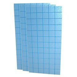 Blue Styrofoam Furniture Blocks - 1008 ct.