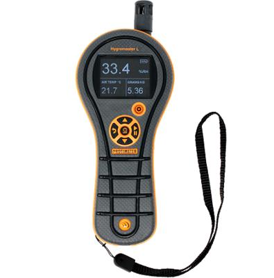 Hygromaster® L with HygroStick Humidity Sensor