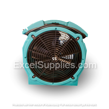 Elite Axial Airmover by ASD - Teal
