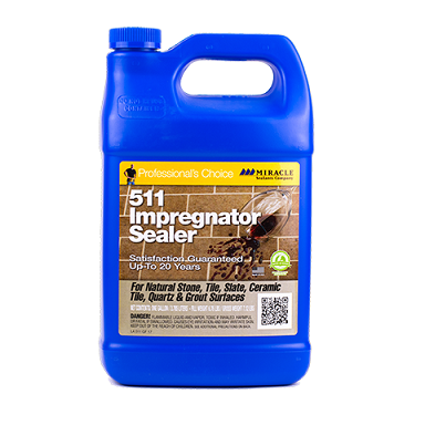 Miracle 511 Impregnator Sealer - GL