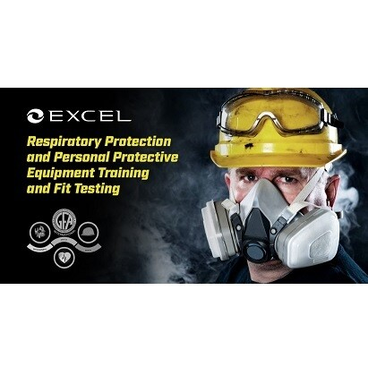 PPE Fit Testing, Benefect and Fiberlock Training - (March 4th, 2020)