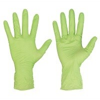 Nitrile Disposable Gloves, Powder Free - Size Small