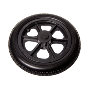 "12"" Replacement Wheel - 1/2"" Hub with Hub Cap"
