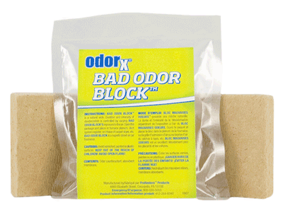 ODORx Bad Odor Block (ea.)