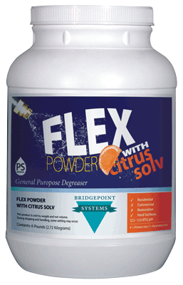 Flex Powder with Citrus Solv - 6.5#