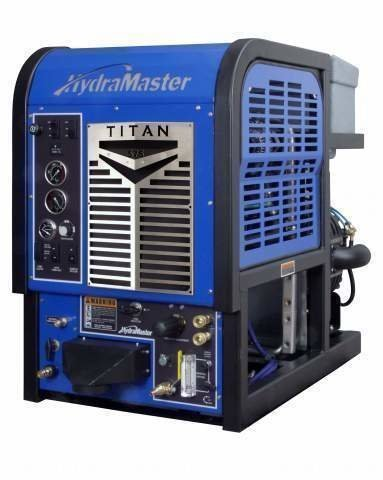 HydraMaster Titan 575 Truck Mount with 100gl Waste Tank