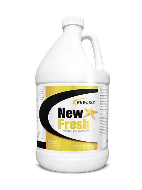 New Fresh Premium Deodorizer with Odor Eliminator - GL