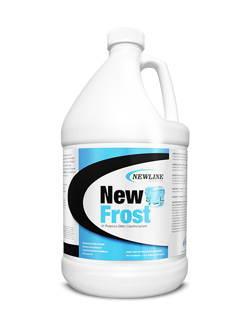 New Frost Premium Deodorizer with Odor Eliminator - GL