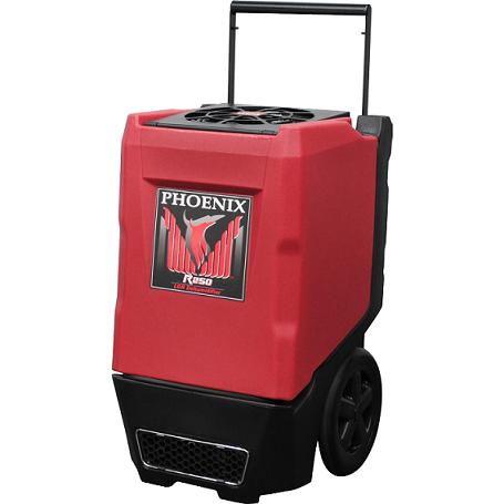 R250 LGR Dehumidifier by Phoenix   RED