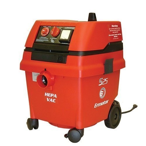 S25 Wet/Dry HEPA Vacuum by Ermator - On-Board Tool Outlet