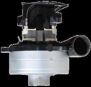 """Vacuum Motor HP AV12 - 5.7"""" 2-Stage Motor with Flange"""