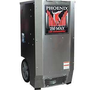 250 MAX LGR Dehumidifier by Phoenix