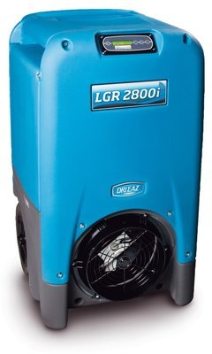 LGR 3800i Dehumidifier by Drieaz