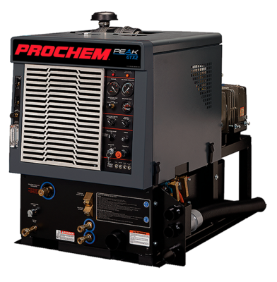 Peak GTX2 with 60gl Waste Tank by Prochem
