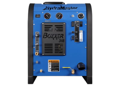 Hydramaster Boxxer™ 318 with 65gl Waste Tank
