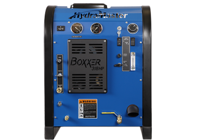 Hydramaster Boxxer™ 318 HP