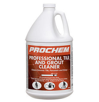 Professional Tile and Grout Cleaner - GL