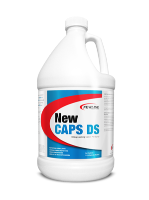 New Caps DS (GL) by Newline | Concentrated Encapsulation Carpet Cleaner