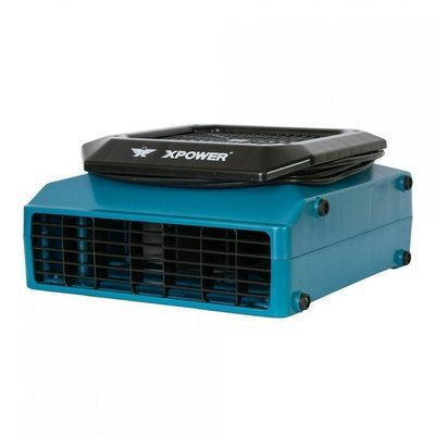 XL730A Low Profile Airmover with GFCI by Xpower