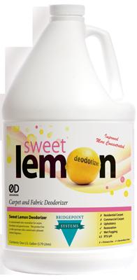 Lemon Deodorizer (GL) by Bridgepoint | Carpet Deodorizer