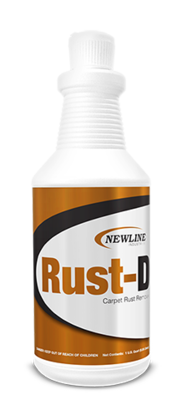 Rust-D Carpet Rust Stain Remover - QT