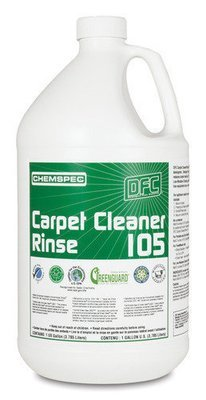 DFC 105 Carpet Cleaner Rinse