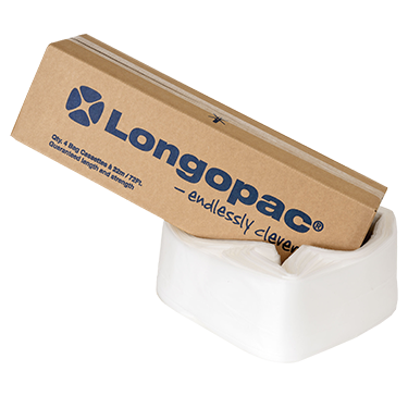 S26 Longopac Bagging System 4-Pack by Ermator  | S-Line Series
