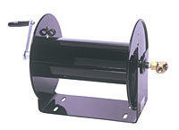 Low Profile Solution Hose Reel - 200' Capacity