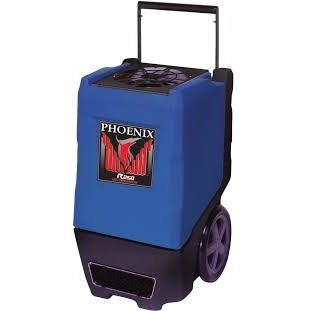 R250 LGR Dehumidifier by Phoenix | BLUE