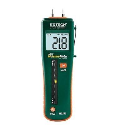 Combo Pin/Pinless Moisture Meter