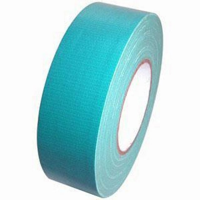 """2"""" Teal Duct Tape - 2"""" x 60yds."""