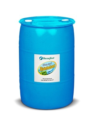 Benefect Botanical Disinfectant Antimicrobial - 55gl Drum