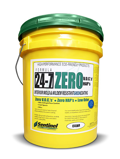 24-7 Zero CLEAR Mold Encapsulant - PL