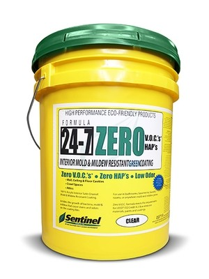 24-7 Zero CLEAR Mold Encapsulant - PL
