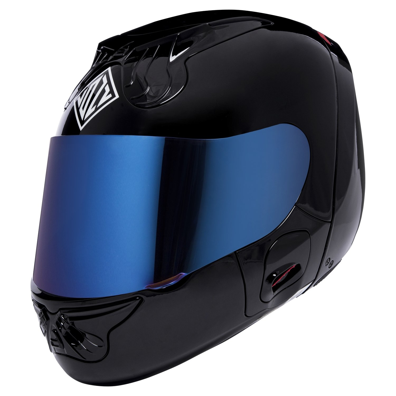 Vozz RS1.0 Iridium Blue Tinted Visor