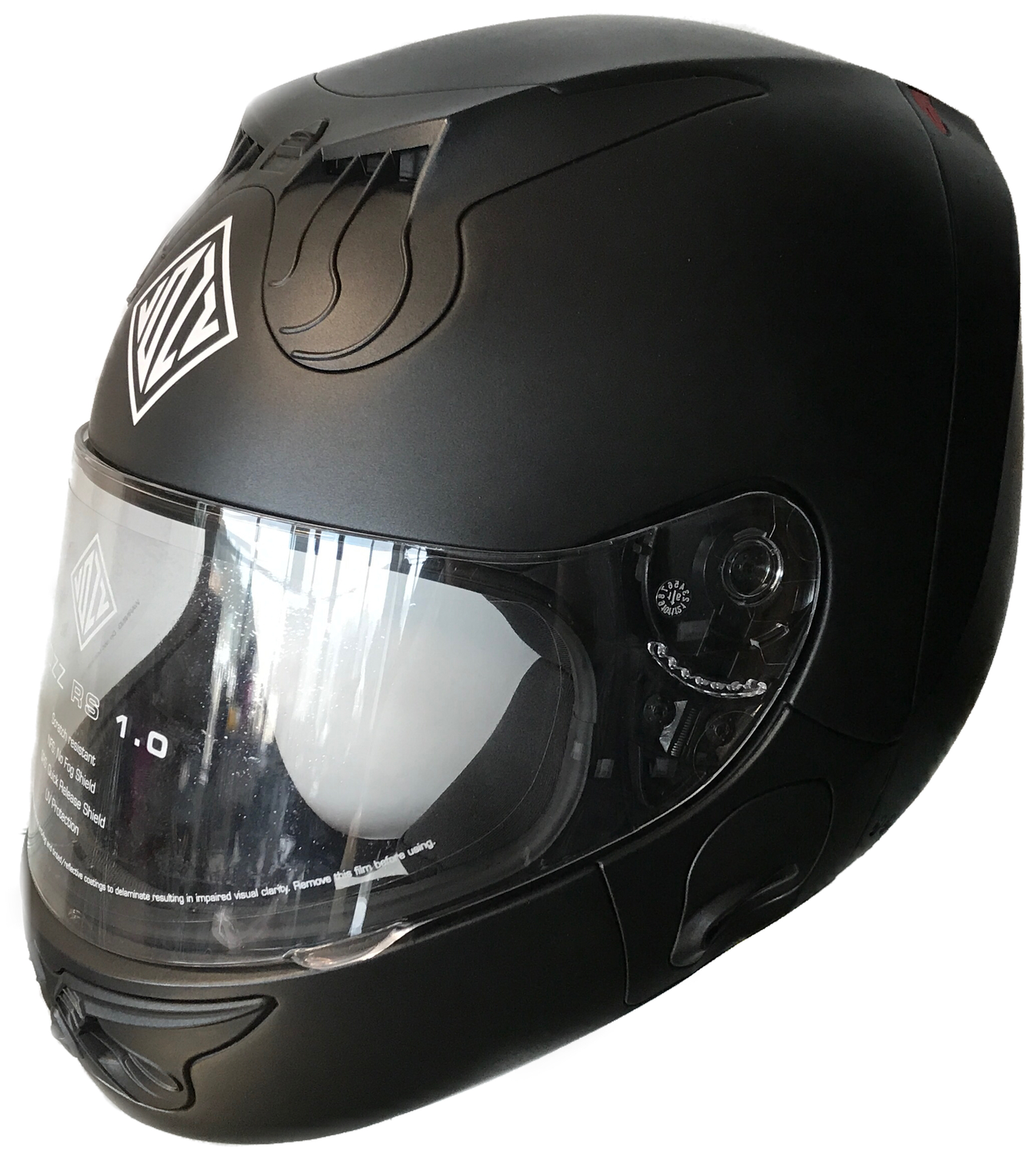 Vozz RS1.0 Clear Visor