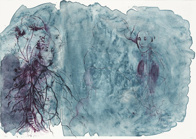 Ouroboros - Lithograph