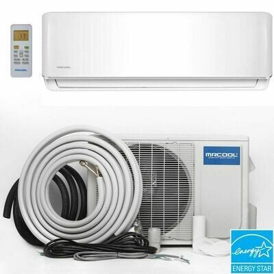 MRCOOL 18000 BTU Oasis ES Mini Split System with Install KIt