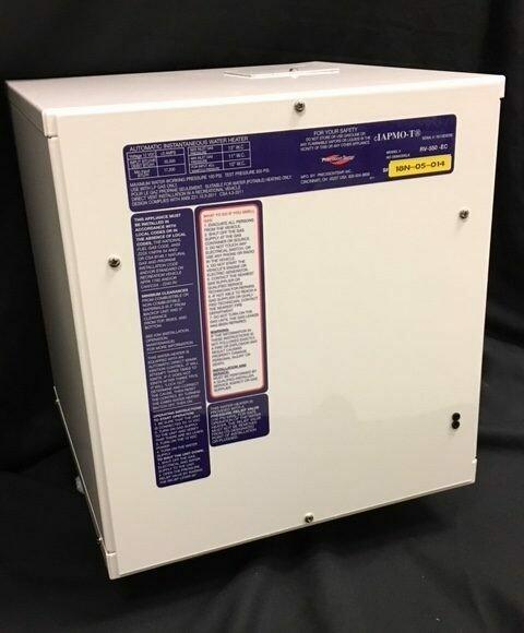 PrecisionTemp RV550- NSP EC