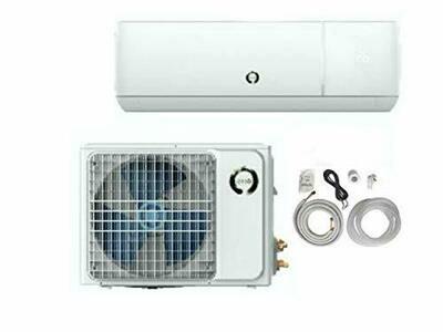 ENSO 12000 BTU -110 Volt Mini Split System with Install Kit  17 SEER