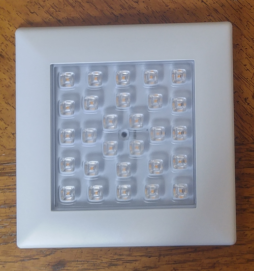 "4"" LED Square 4""SQUARELED"