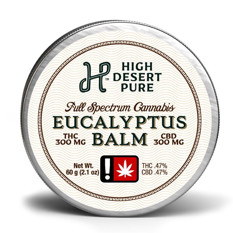 Eucalyptus Balm