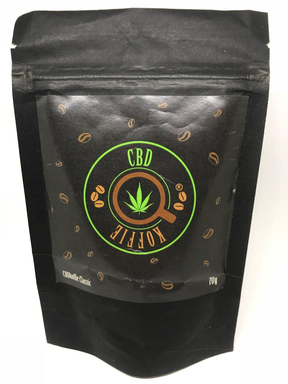 CBDkoffie classic 70 gram