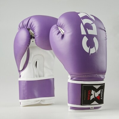 Boxing gloves artificial leather