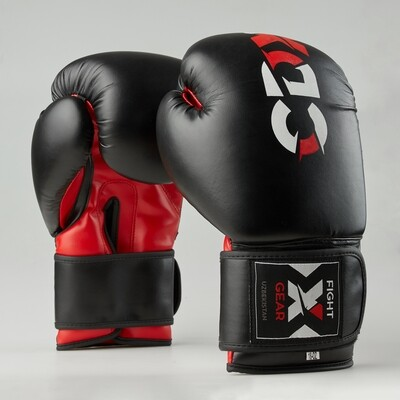 Black Edition CDX Boxing Gloves