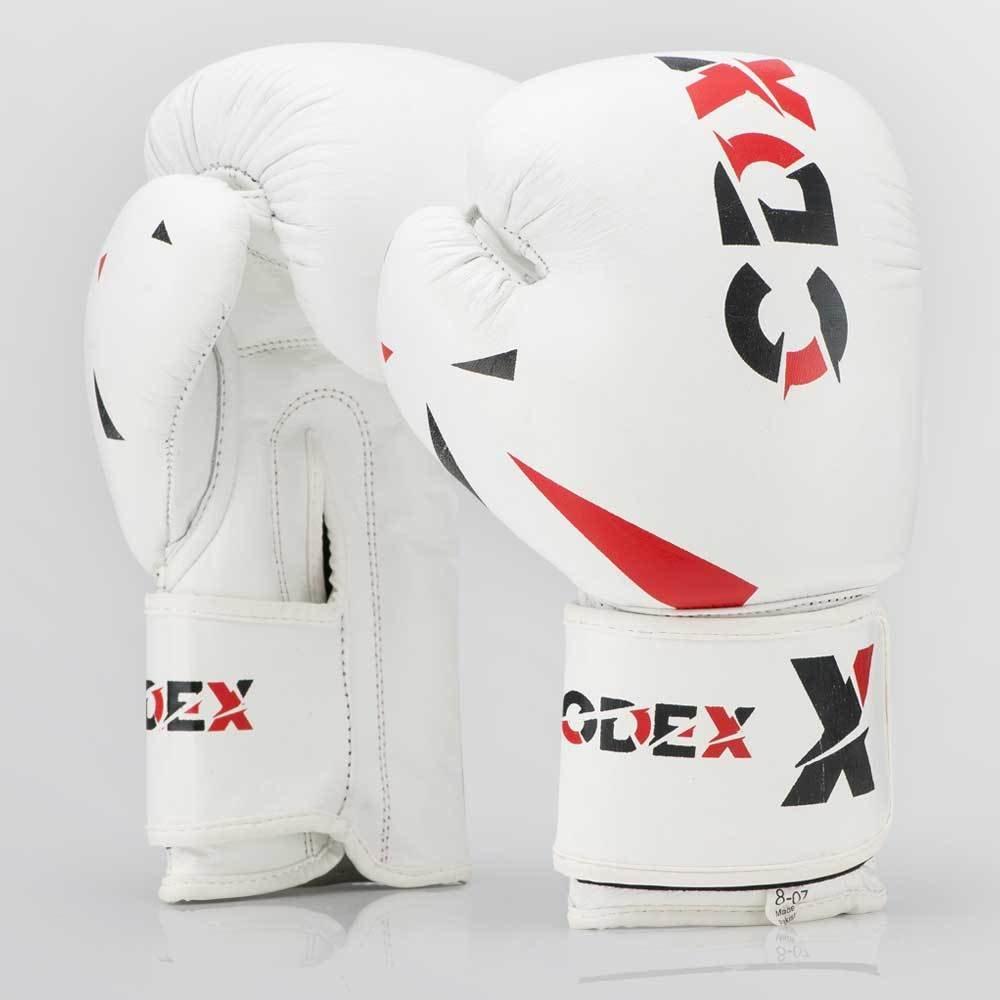 White Edition CDX Boxing Gloves - Боксерские перчатки CDX WHT